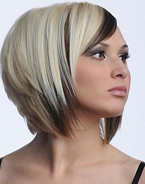 4 cool two toned hair color ideas