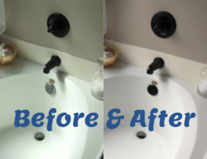 How To Get Rid Of Gnat Like Bugs Coming Out Of The Overflow Hole Of A Bathroom Sink How To Get Rid Of Gnats Bathroom Sink How To Get Rid