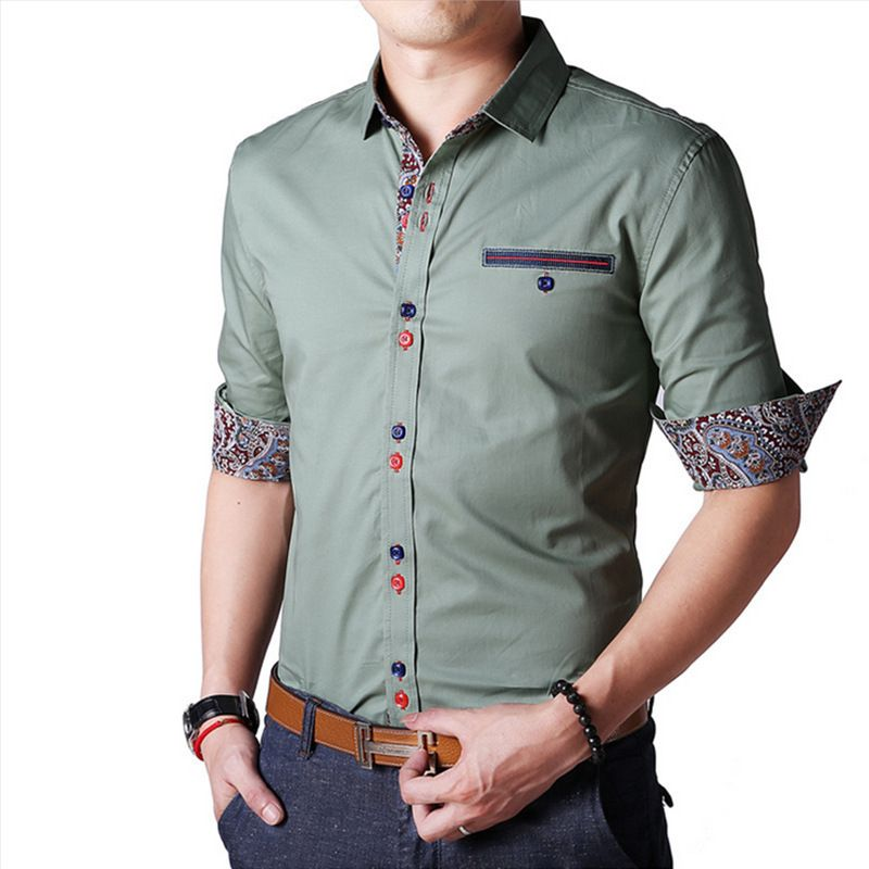 Find More Casual Shirts Information about 2015 personality ...