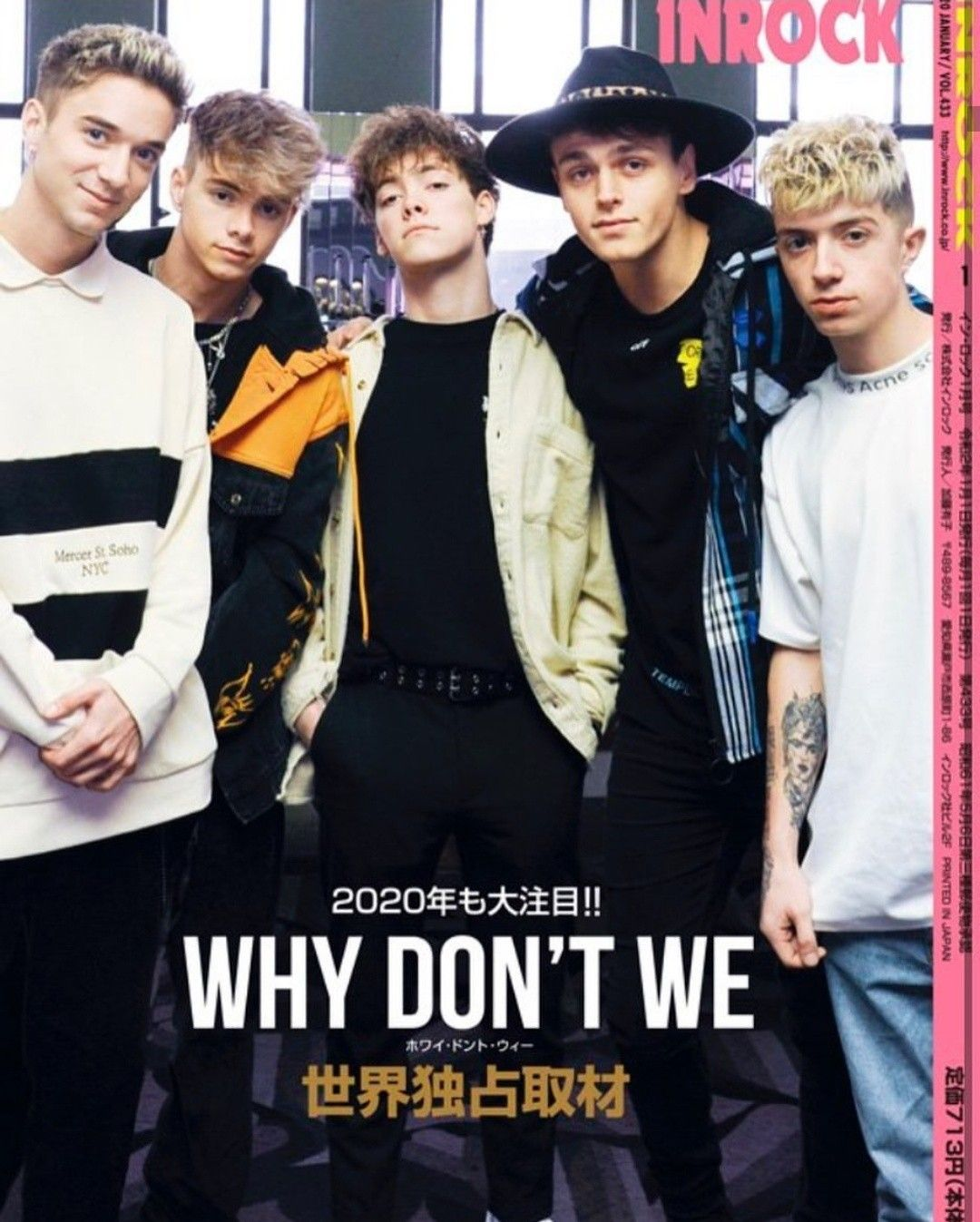 Pin By Xox Caycay Xox On Why Don T We Why Dont We Boys Wdw Why