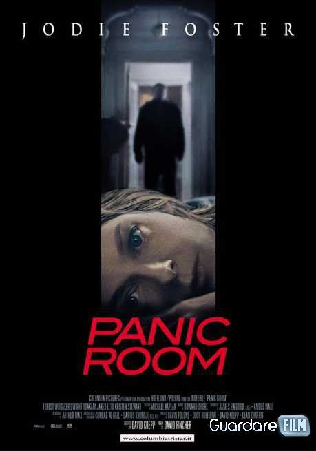 Panic Room (2002) in streaming