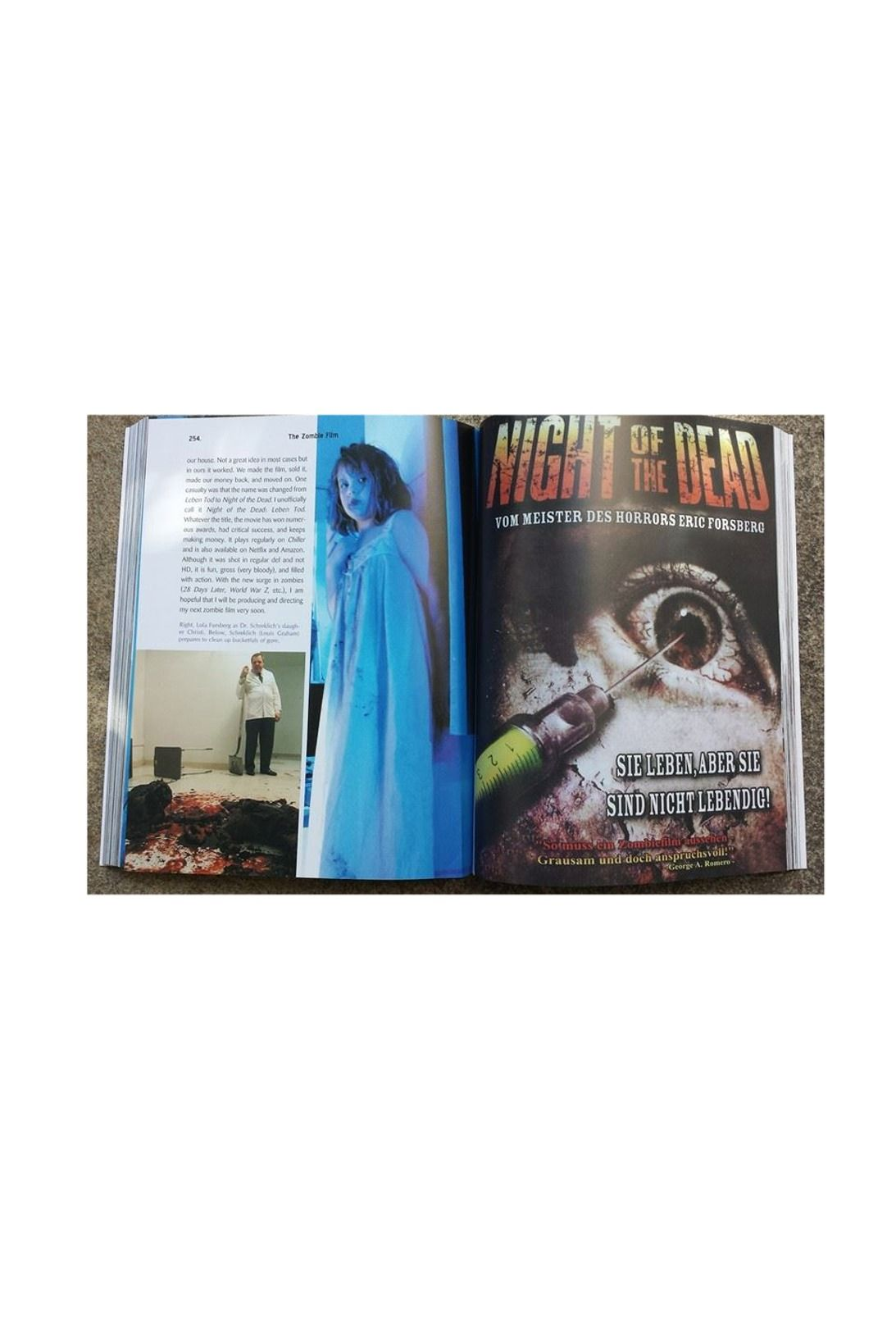 The Final 2 Pages From The Zombie Film Anthology On My Movie Night Of The Dead I Movie Film Night Of The Dead
