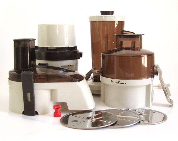 kitchens moulinex la machine food processor 390 1970s by lauraslastditch      rh   pinterest com