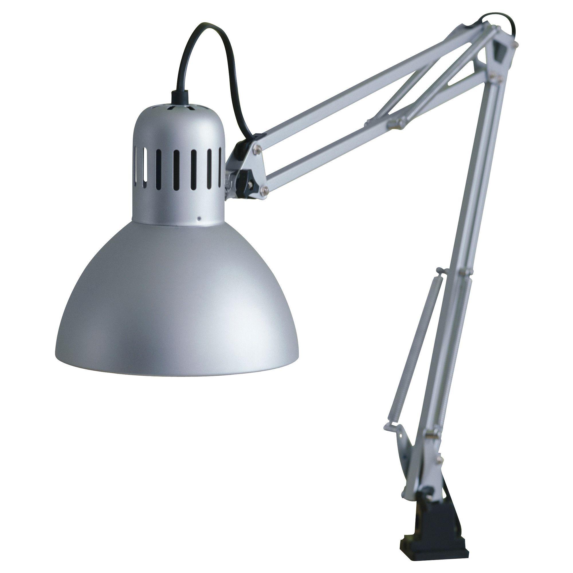 Ikea Tertial Adjustable Work Light Clamp On Desk Garage: TERTIAL Work Lamp - IKEA