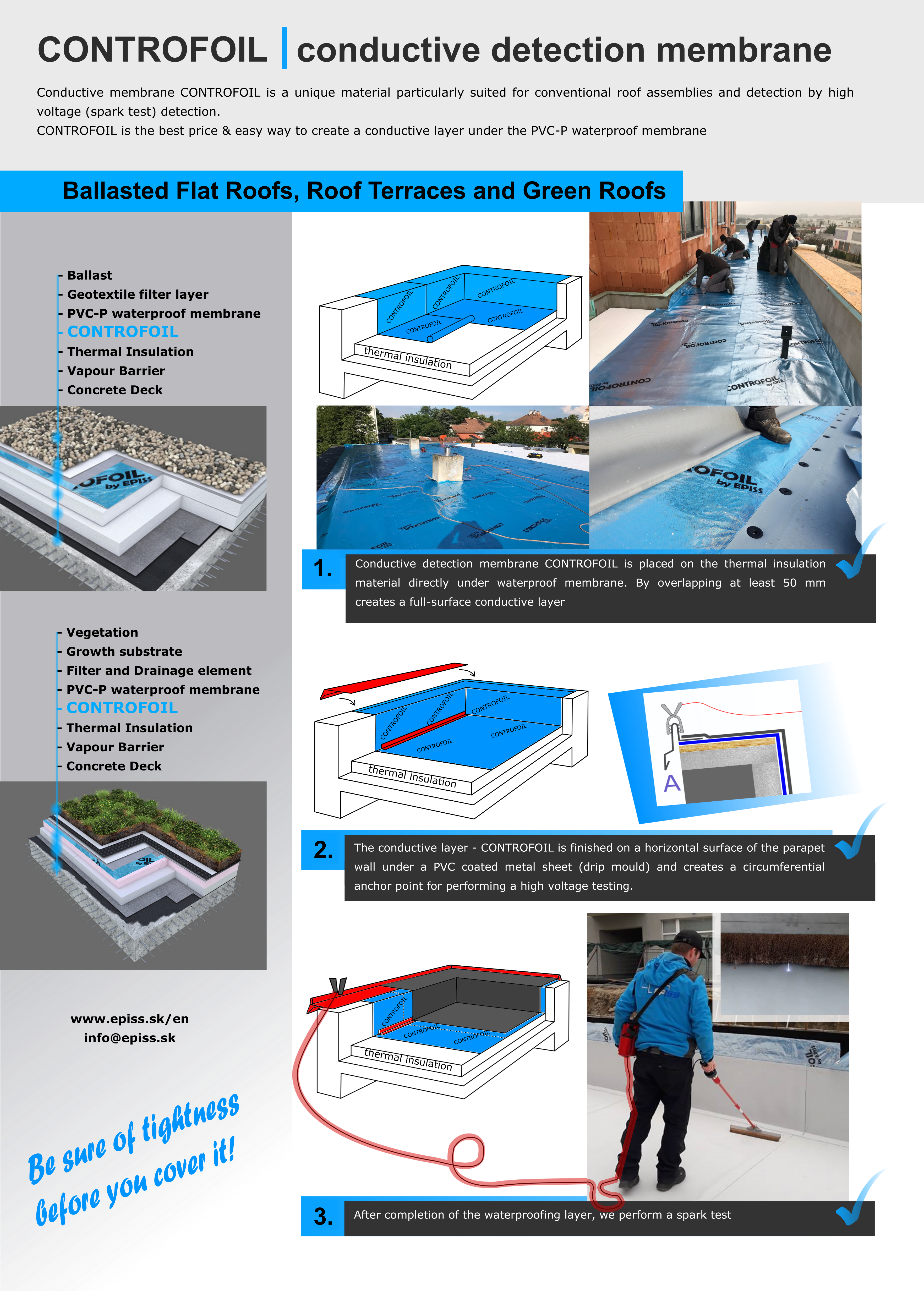 Pin On Leak Detection Of Flat Roof