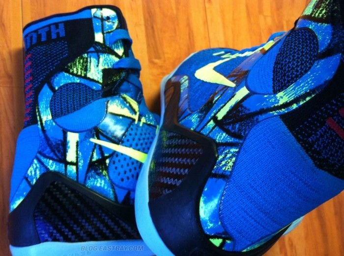 best loved f6a63 a3c4b Inspired by Picasso's famous Blue Period.   BADASS SHOES ...