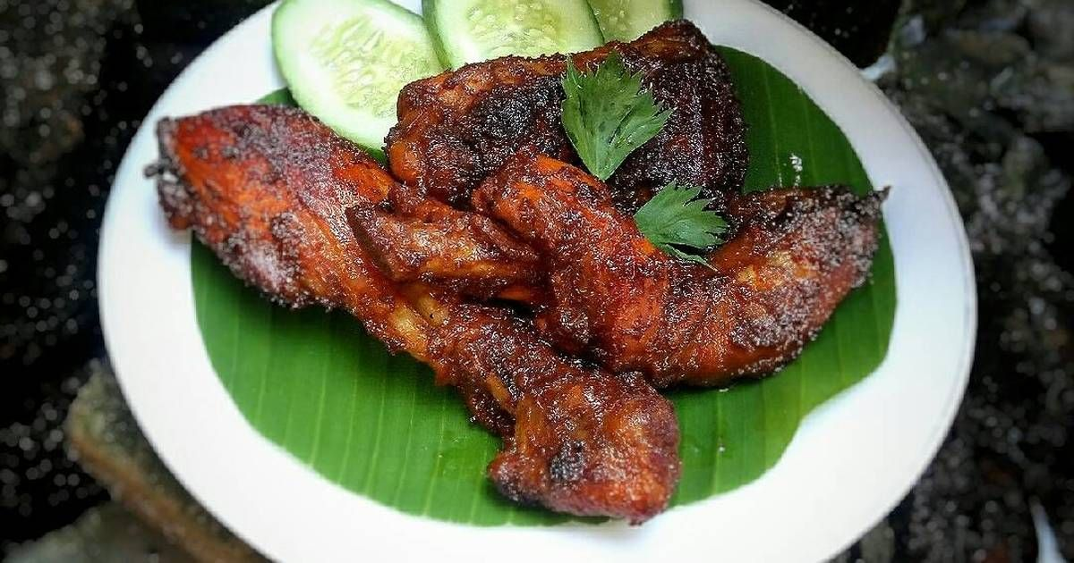 Resep Ayam Bakar Pak Sahak Oleh Dhy Resep Resep Ayam Resep Makanan Resep Masakan Indonesia