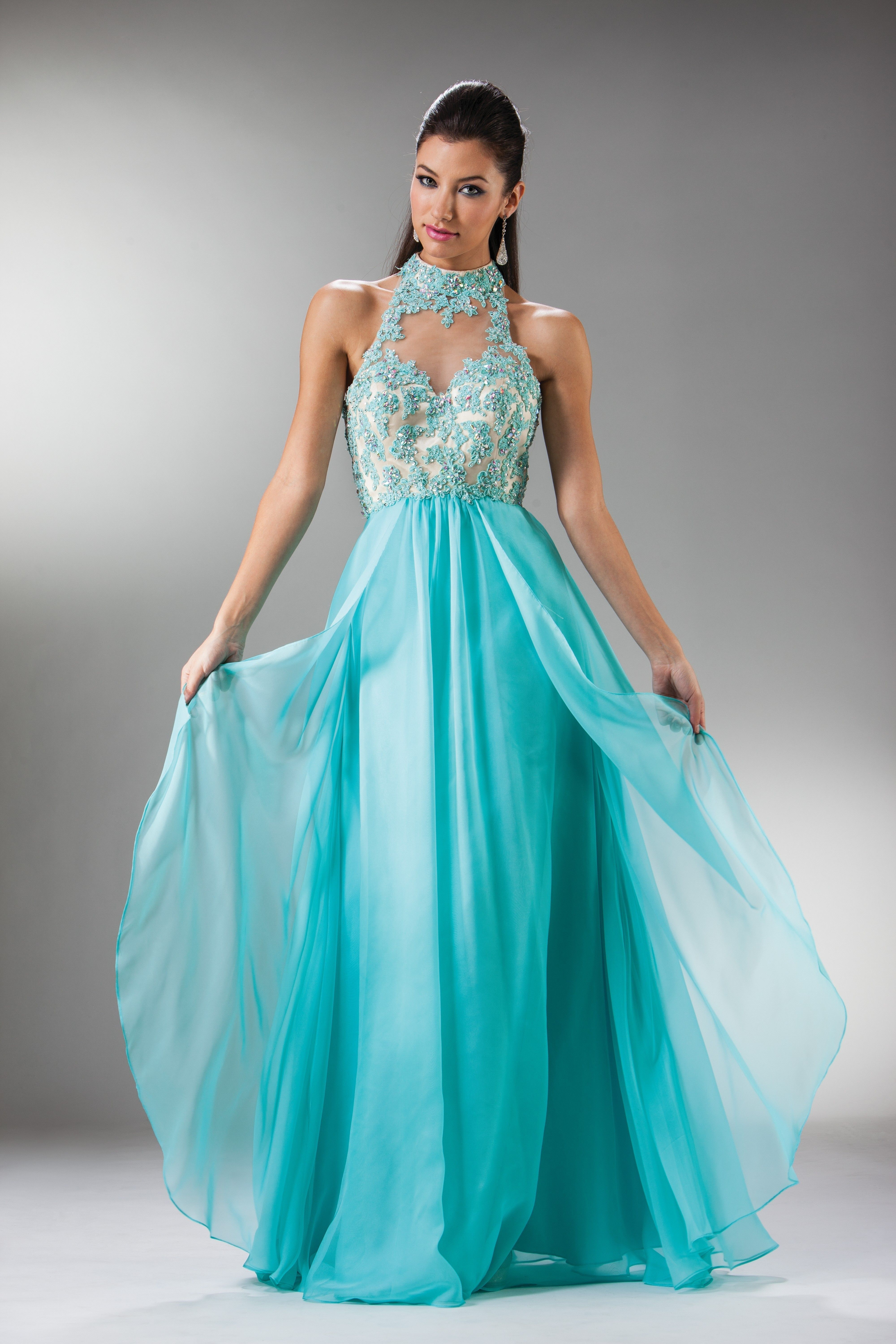 It will be better for you to pick elegant long dress as your ...