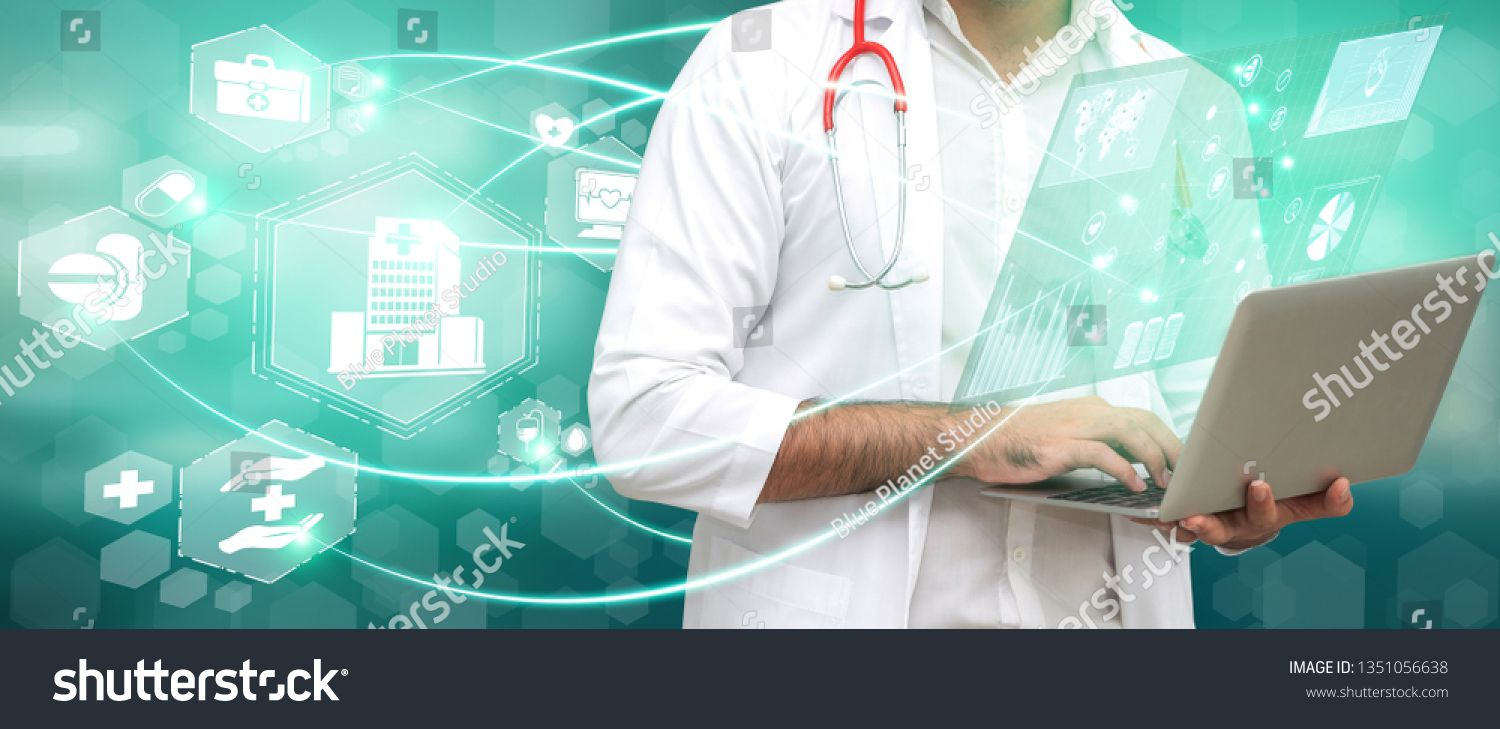 Medical Healthcare Research and Development Concept