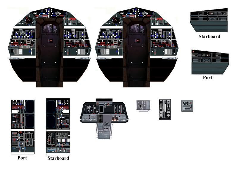 Image Result For Millennium Falcon Cockpit Star Wars Spaceships Millennium Falcon Millenium Falcon