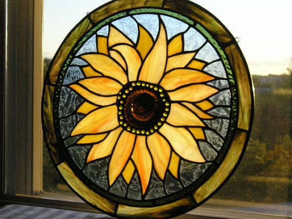 Stained Glass ArtStained Glass by CreativeSpiritGlass on Etsy