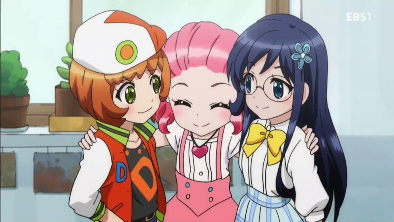 Min ari and suha anime fandom korean anime anime