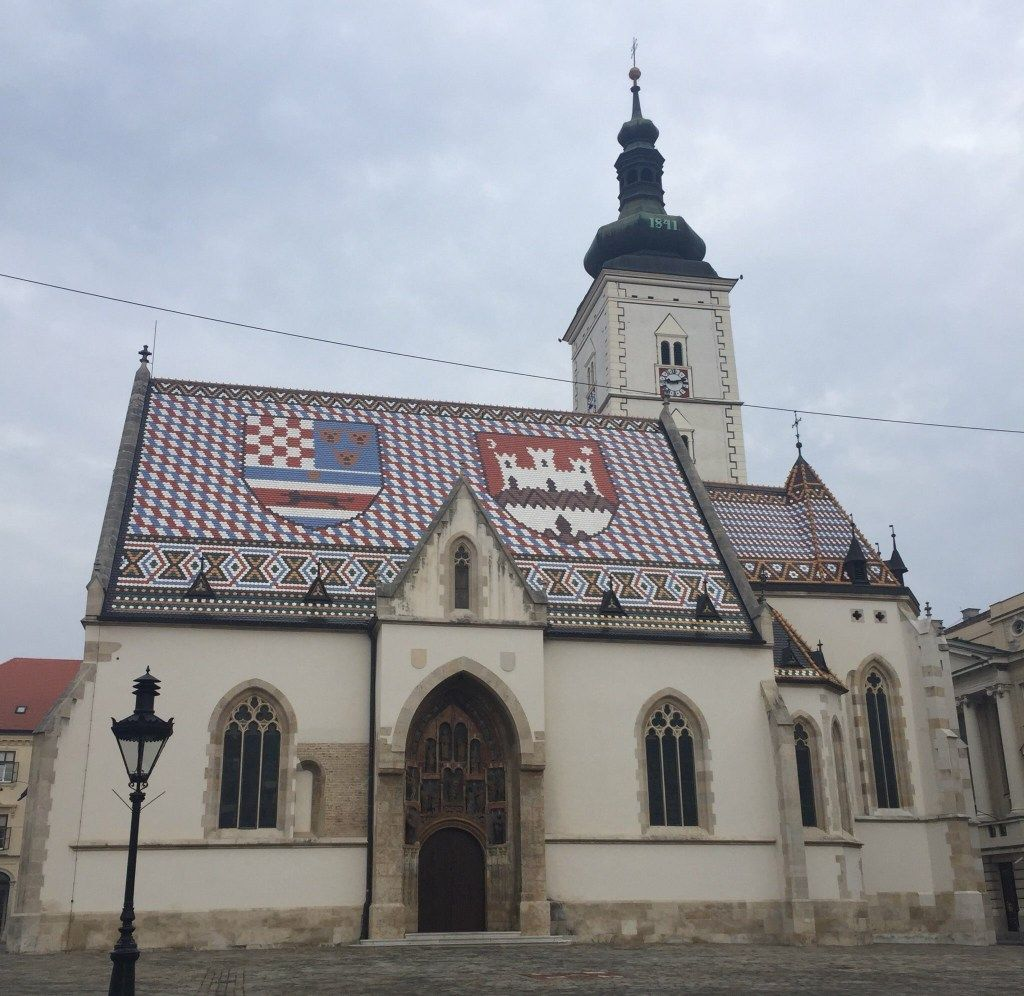 Top Ten Places In Zagreb Must See Sights In Zagreb Croatia Tens Place Zagreb Croatia Croatia