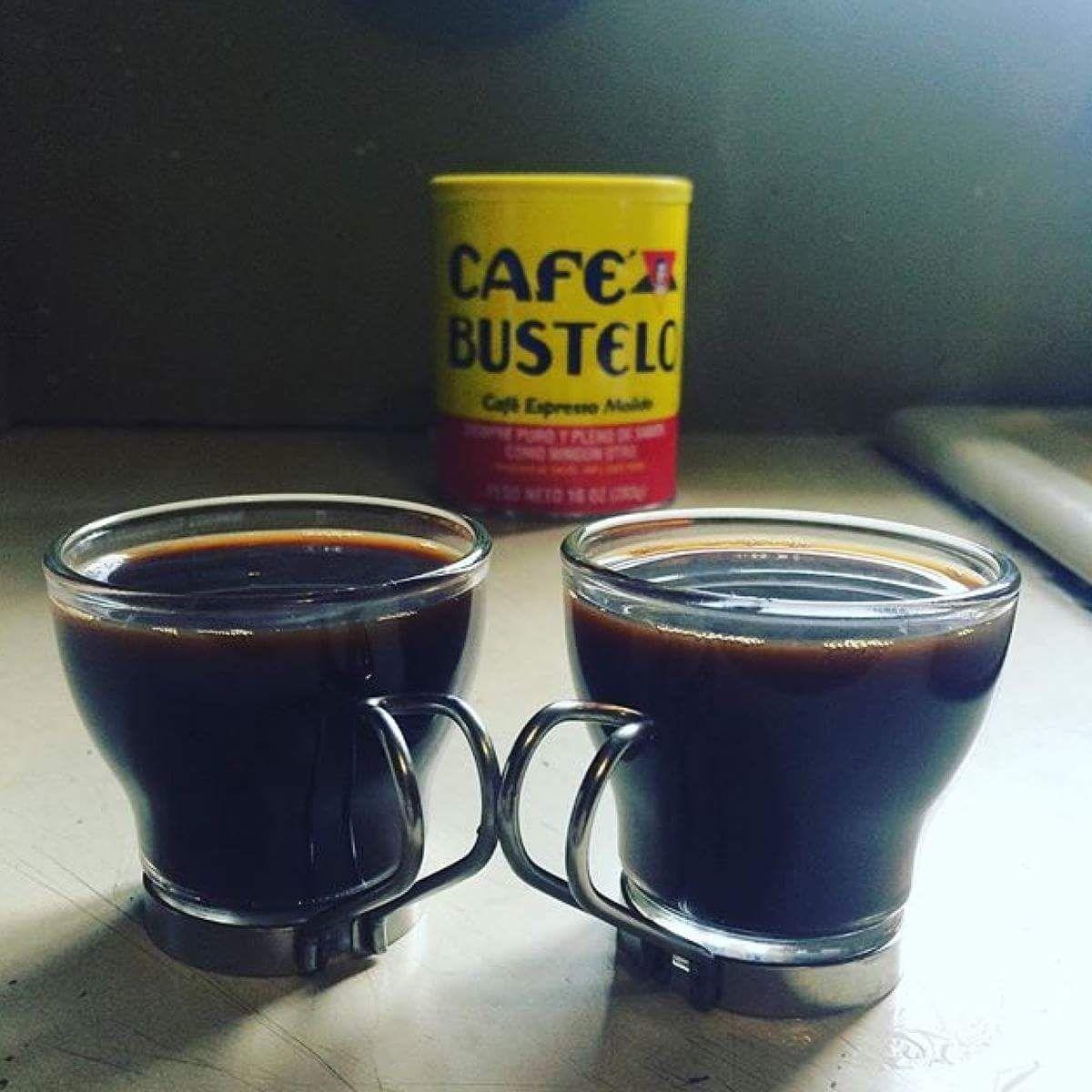 Café Bustelo Spending time over espresso with the ones