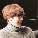 """""""SUNNY FM DATE    chanbaek sitting across from each other aka the dumb never stops """""""