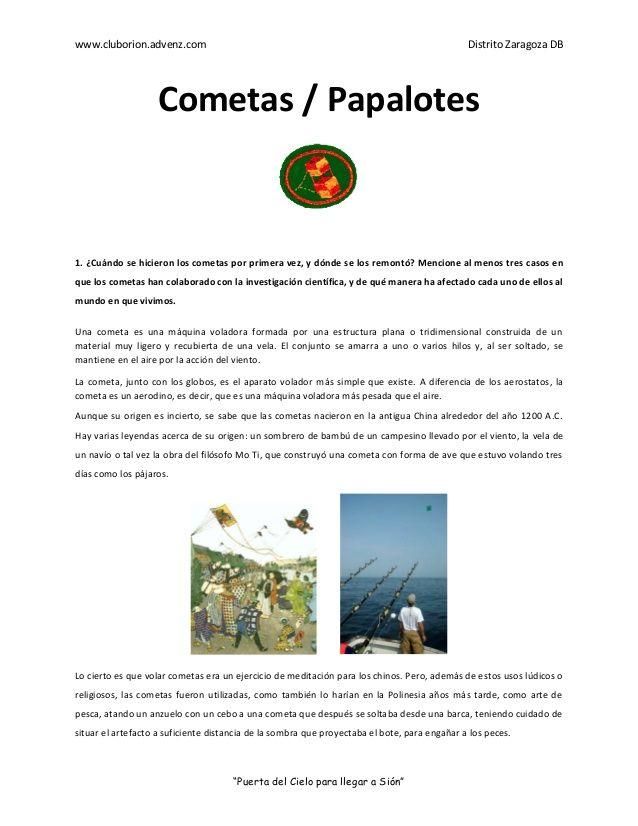 Especialidad Ja De Cometas Conquistador Poster Club