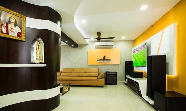 Low cost home interior design in kerala | Architects in ...