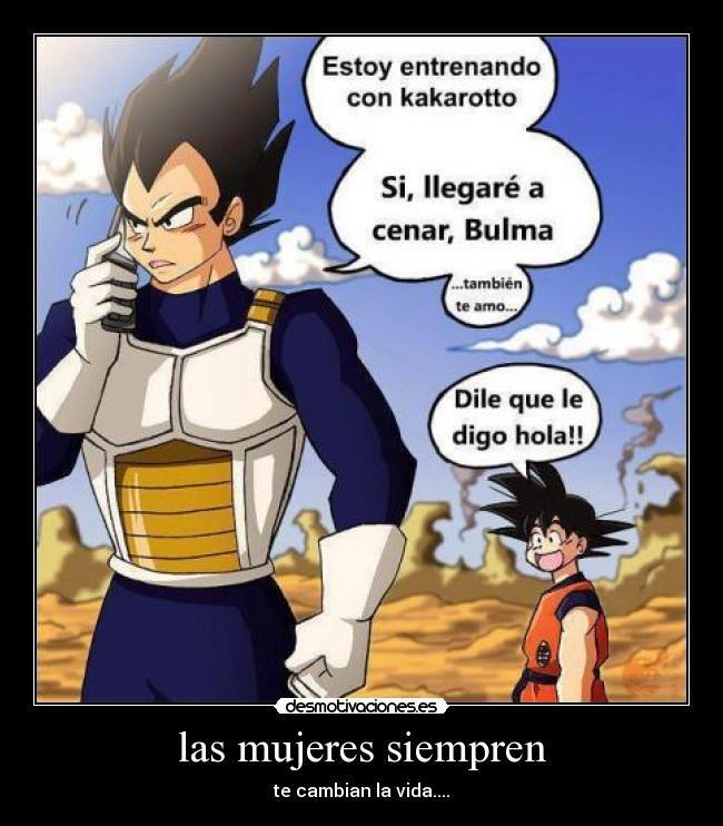 Imagenes De Dragon Ball De Amor Buscar Con Google Vegeta Y Bulma Bulma Vegeta Y Trunks