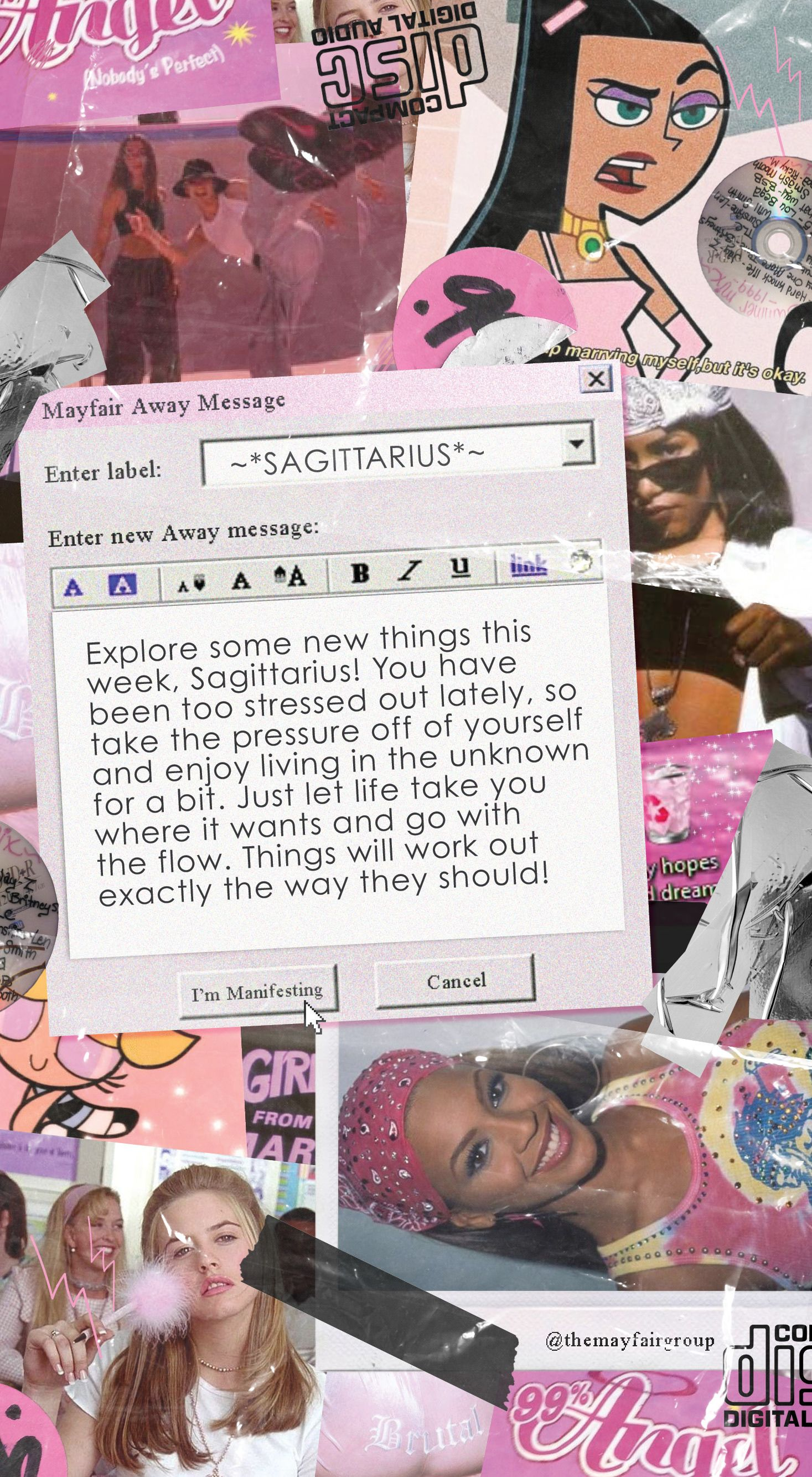 Pin By The Mayfair Group Llc On Horoscopes In 2020 Aesthetic Iphone Wallpaper Bad Girl Aesthetic Pink Aesthetic