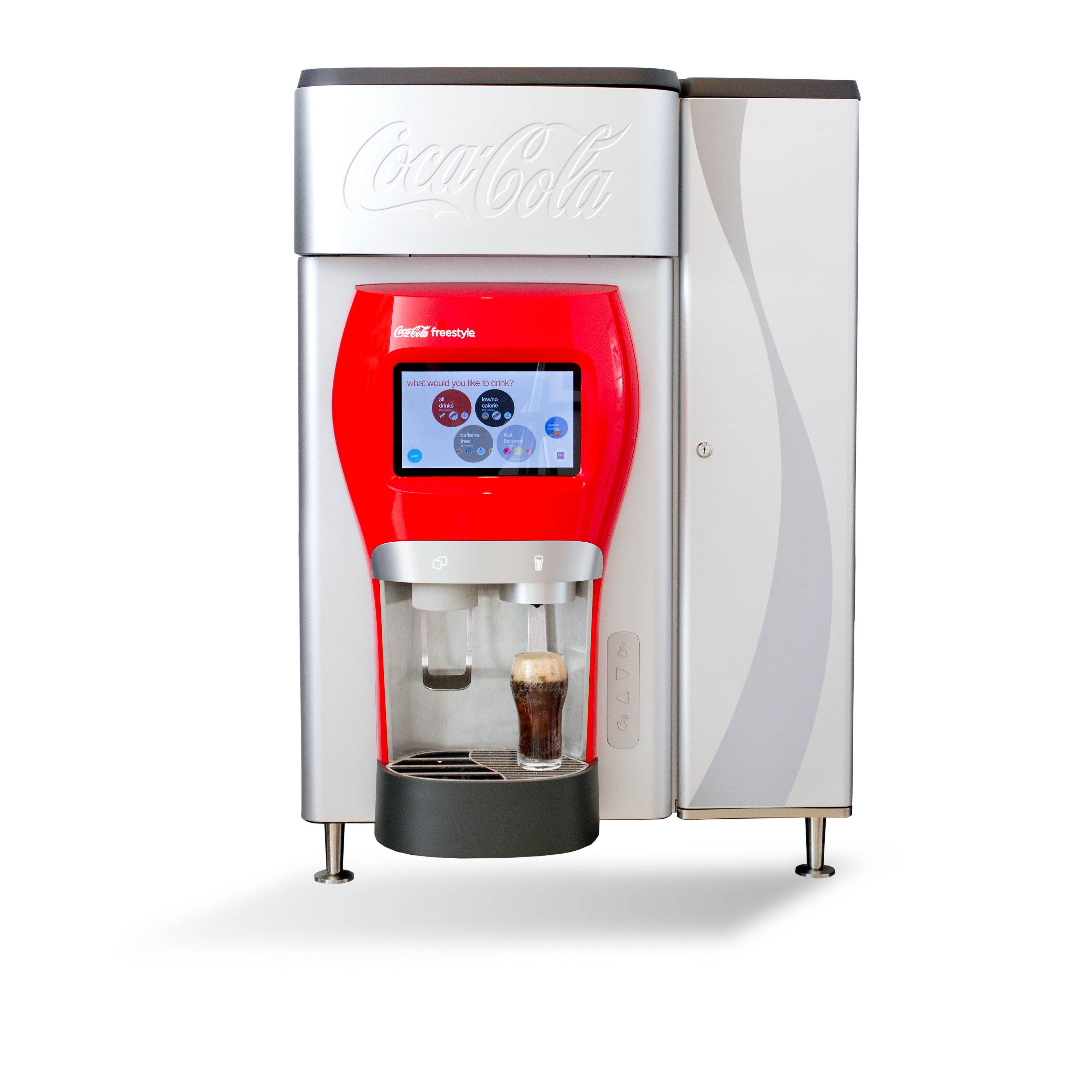 Coca-Cola Freestyle New Innovative Fountain Dispensers ...