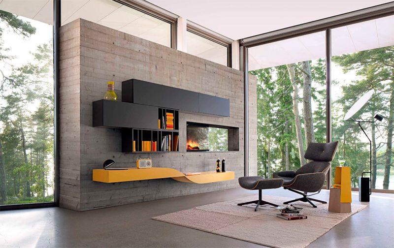 Vía u003ca hrefu003d - muebles de pared