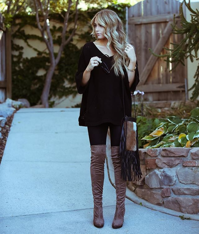 790033ac8af All deets on this bootylicious look are on the blog have a happy weekend  everyone! Thigh High Boots ...