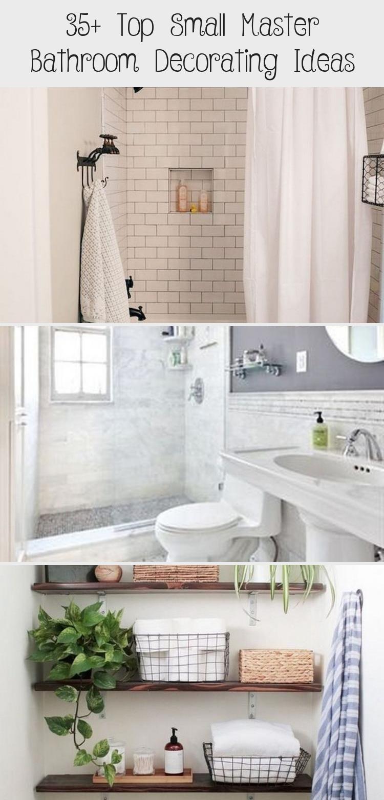 Photo of 35+ Top Small Master Badezimmer Dekorationsideen – Badezimmer