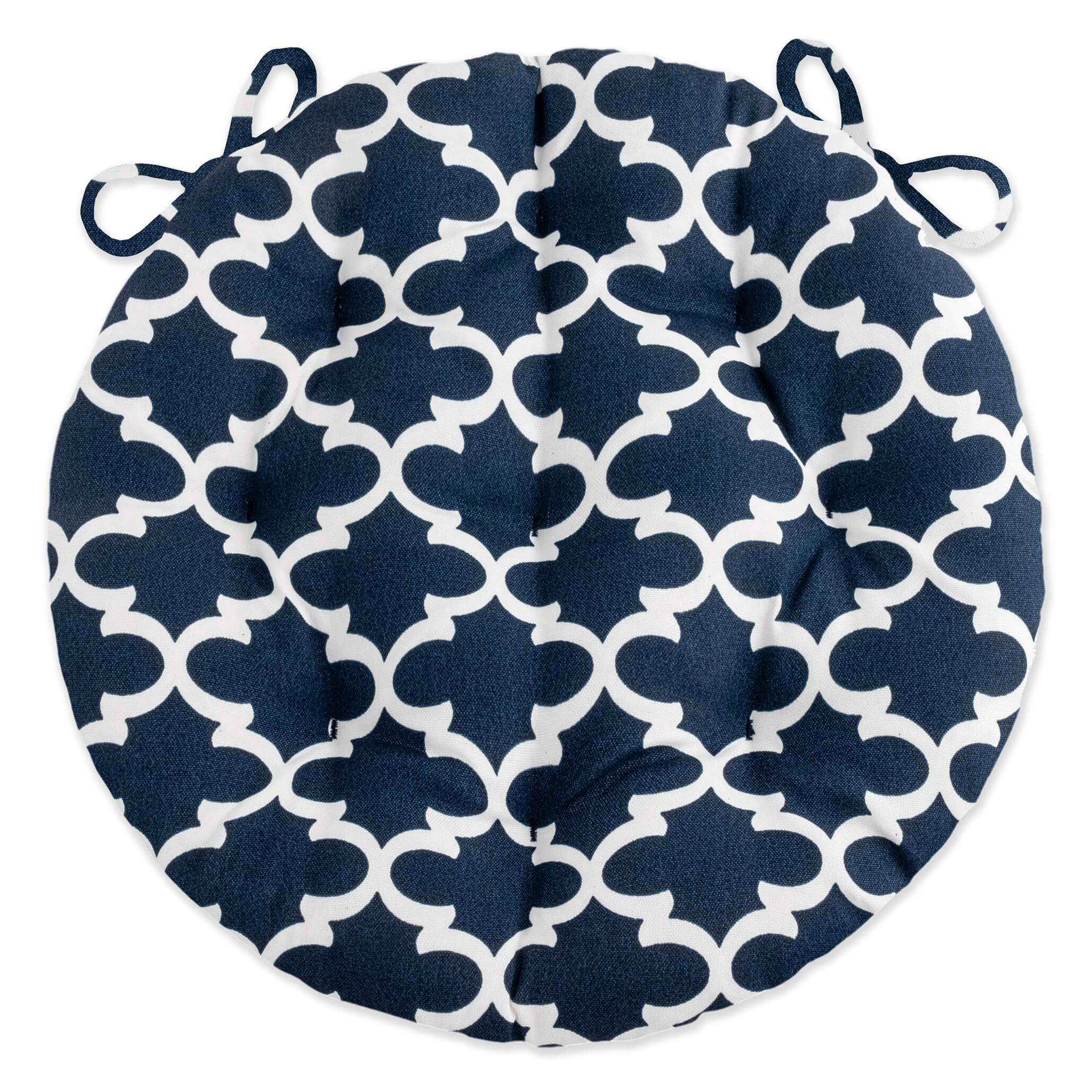 Fulton Navy Blue Bistro Chair Pad 16 Products Pinterest