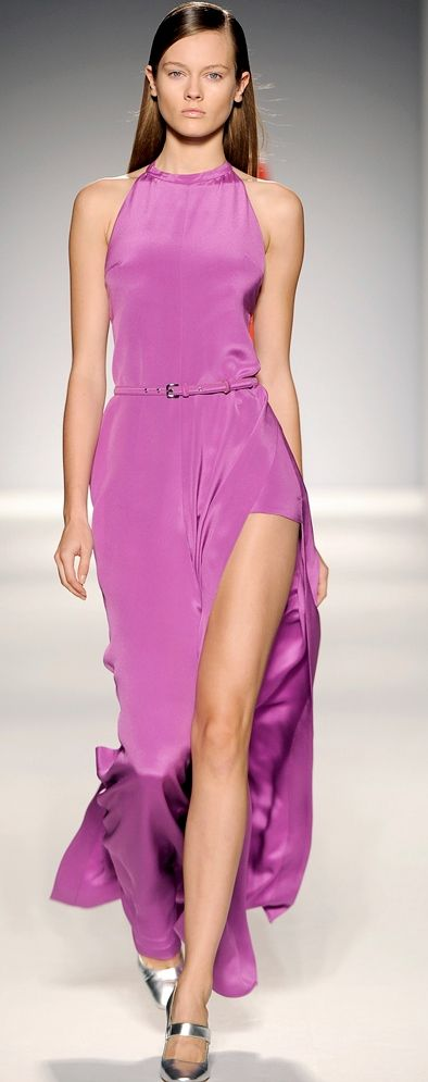 MaxMara SS 2011   clothes   Pinterest   Lilas, Trajes de noche y ...