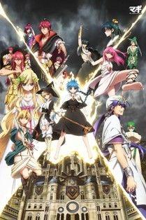 Magi, the Kingdom of Magic ~~