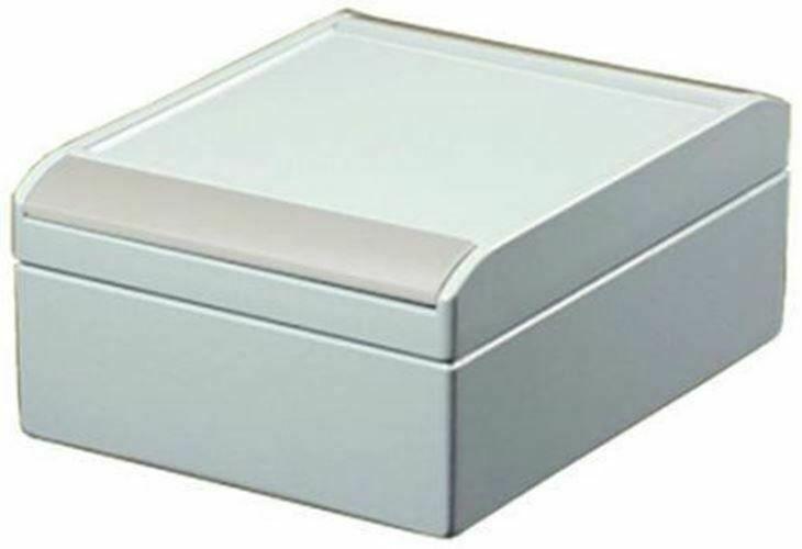 Druckguss Aluminium Rahmen, Grau, 140 X 110 X 60mm