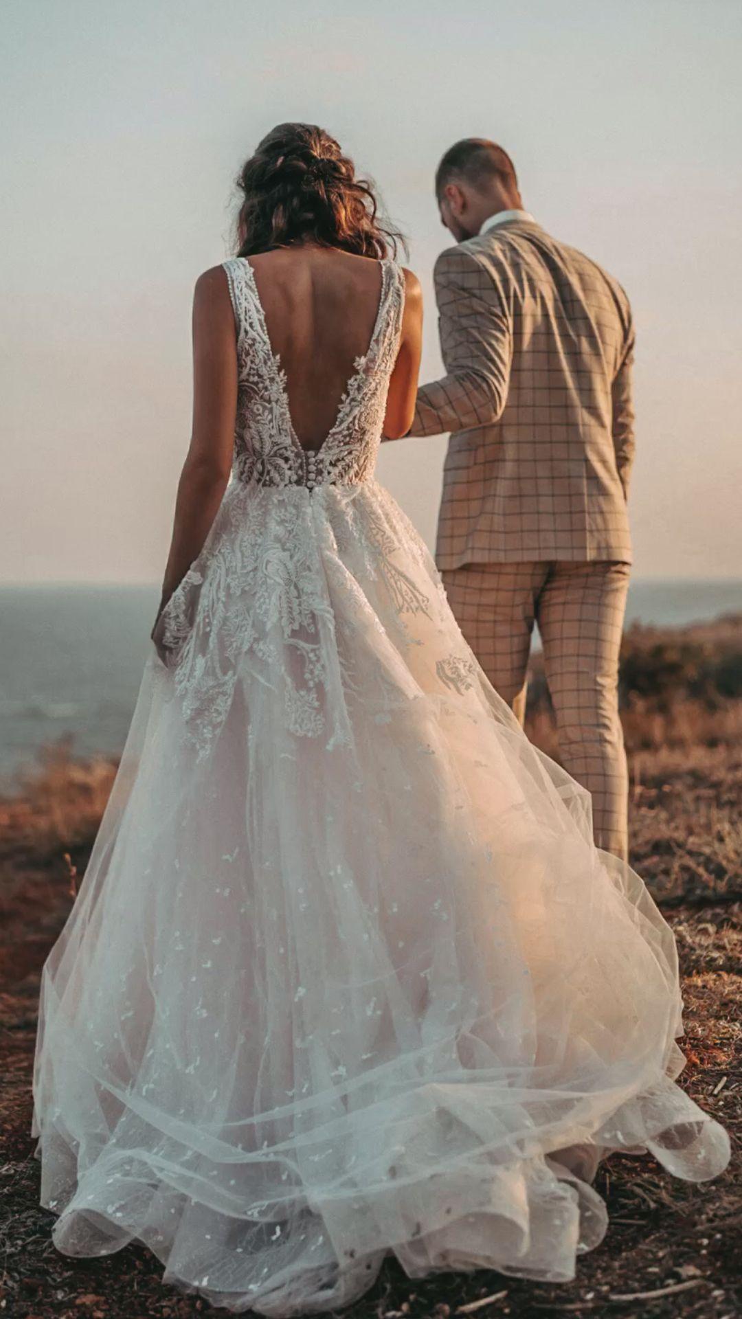 Wedding dresses Ida Torez