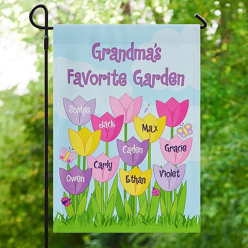 Tulip Garden Flag Tulips garden, Garden flags, Garden gifts