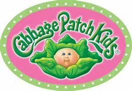 photograph about Cabbage Patch Logo Printable identified as Cabbage Patch Brand Printable - Bing photos cabbage child