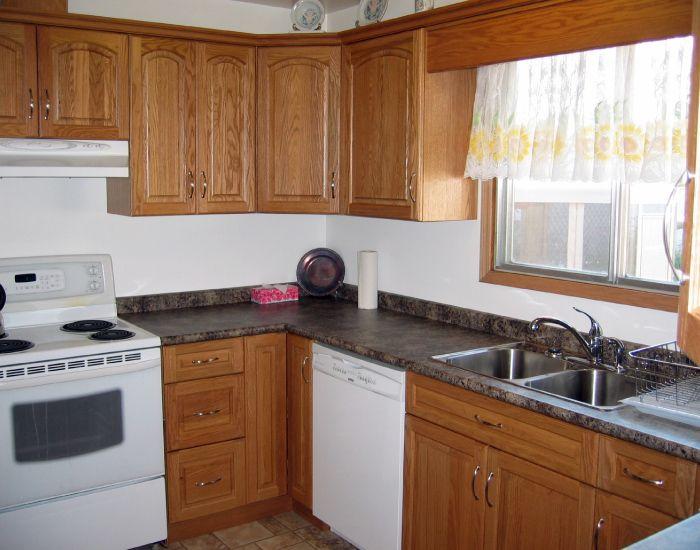 Bevel Edge Laminate Countertop Trim In Formica 7734 Jamocha Granite Formica Kitchen Countertops Laminate Countertops Countertops