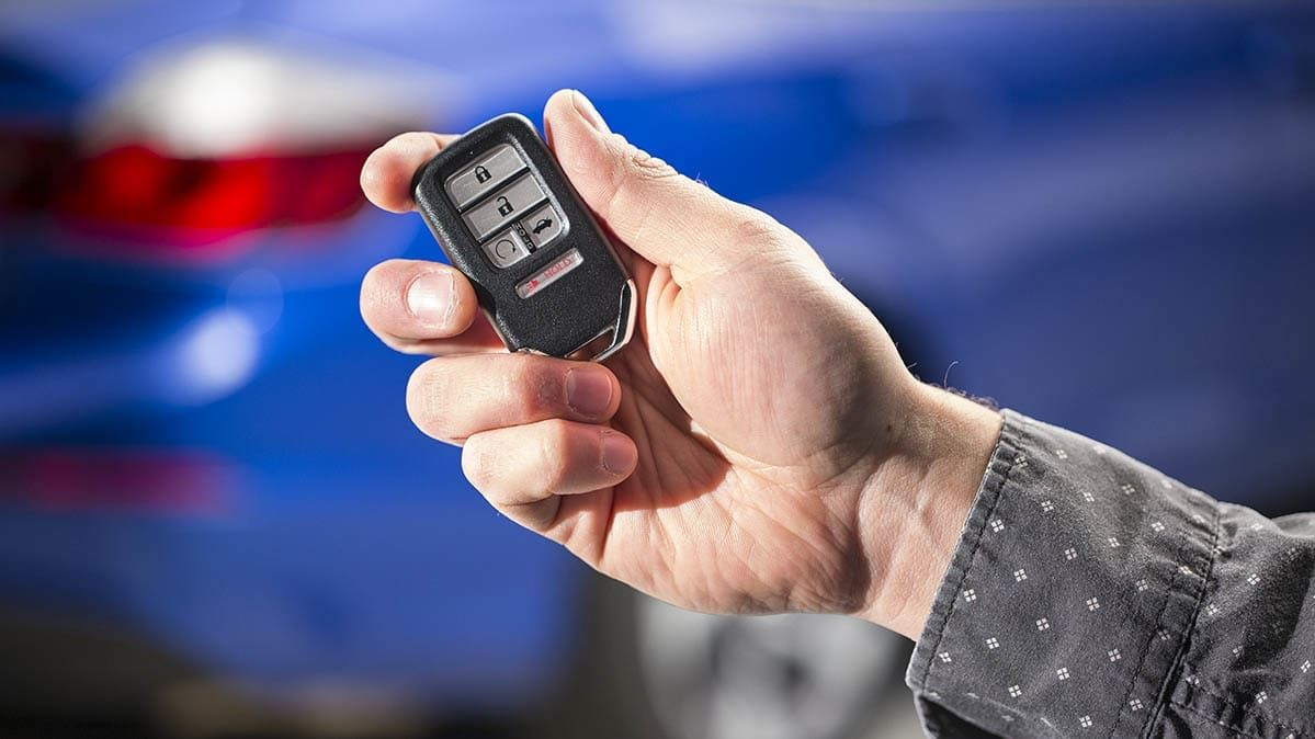 Your Car's Key Fob May Have Hidden Features