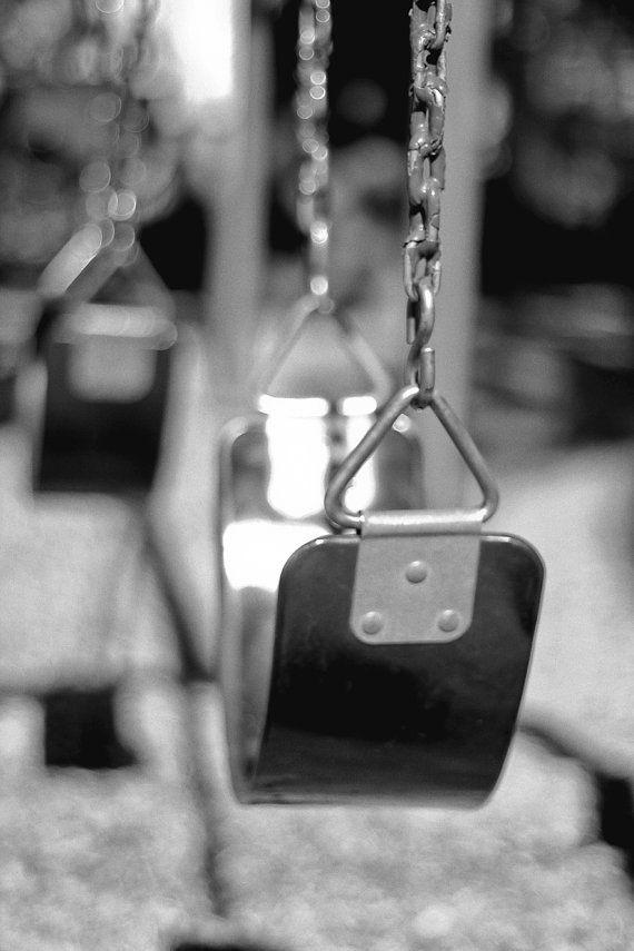 Black and White photography Fine art print  Swing by ImagesbyKaren, $15.00