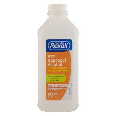 Rexall 91% Isopropyl Alcohol 16 oz - Dollar General ...