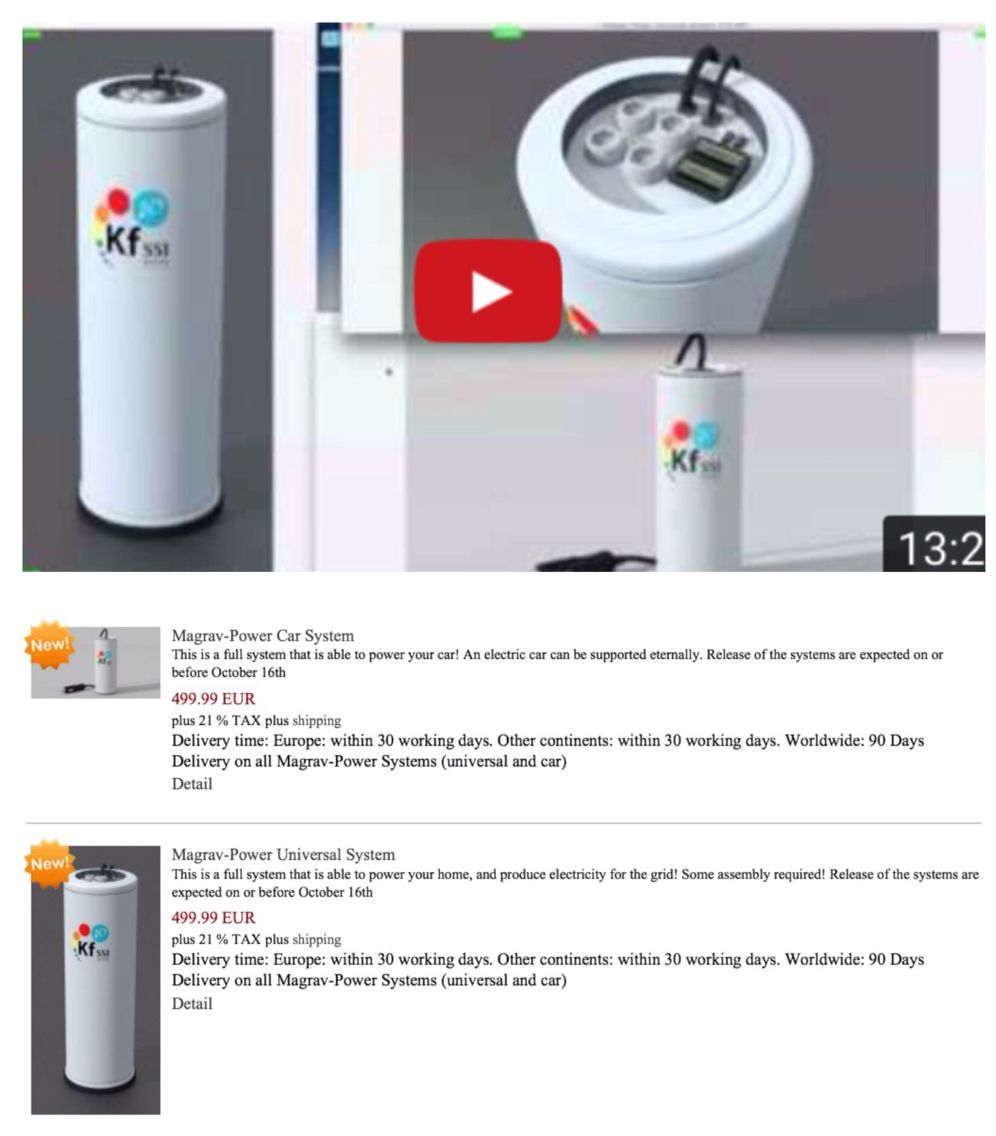 Here is the link to purchase the Keshe Free Energy Plasma