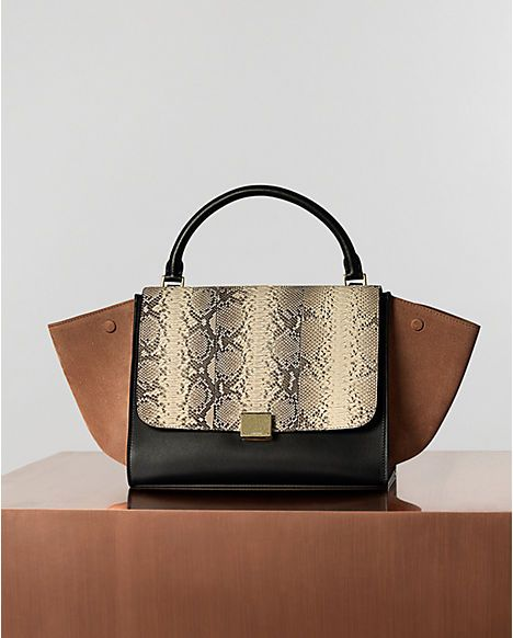 CÉLINE fashion and luxury leather goods 2013 Spring - Trapeze - 7