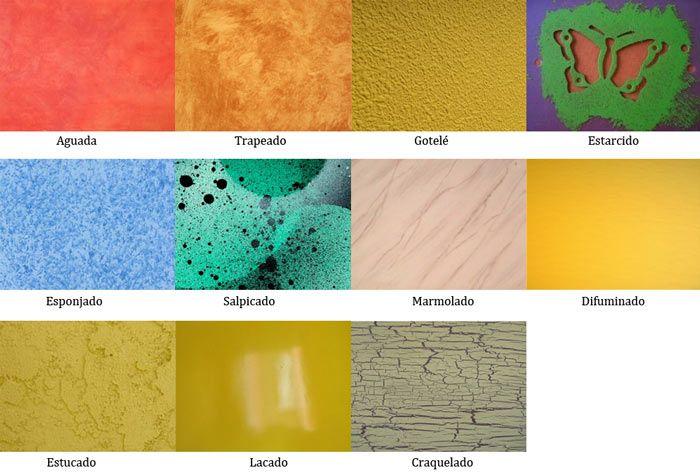 Tecnicas de pintura en paredes interiores http - Tecnicas de pintura paredes ...