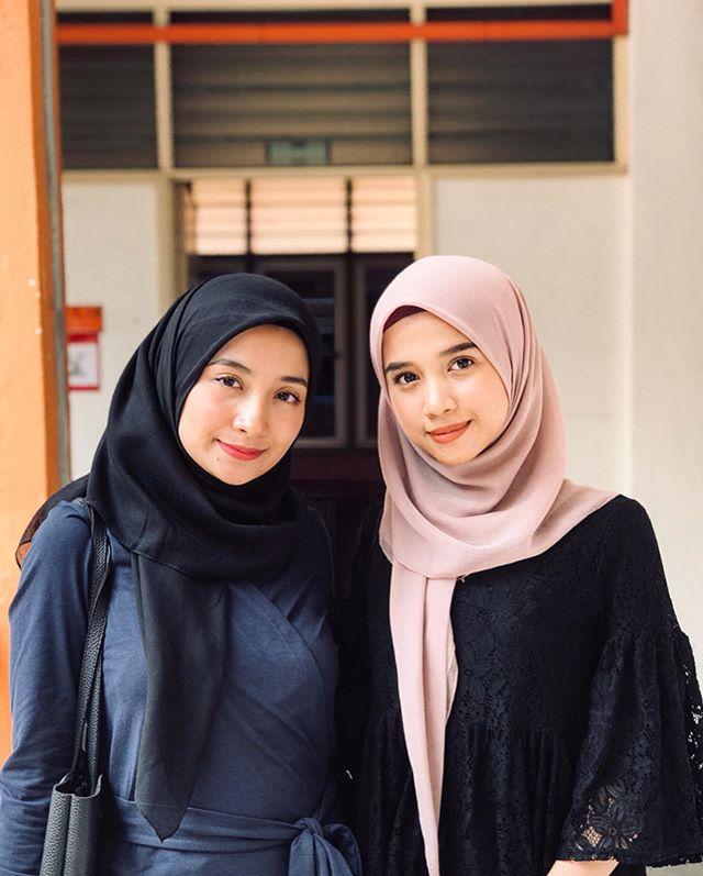 Baju Couple Sahabat Berhijab