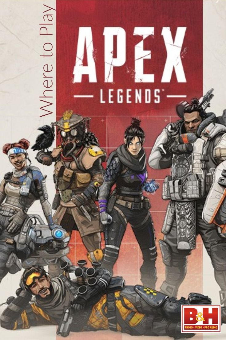 Where to Play Apex Legends Battle royale game, Disney
