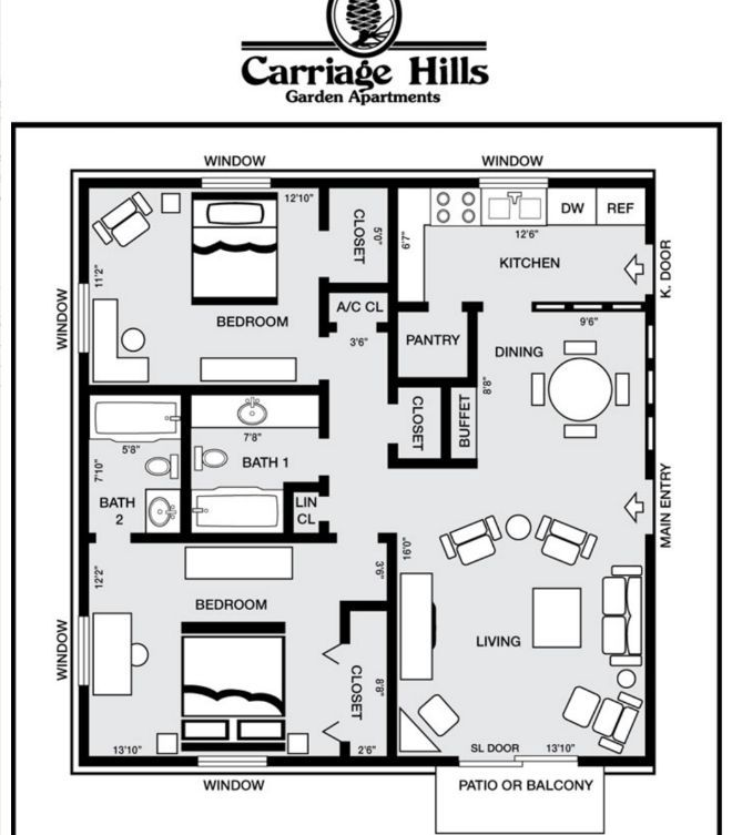 Each of the tiny homes below has a great floor plan that Individual house plans