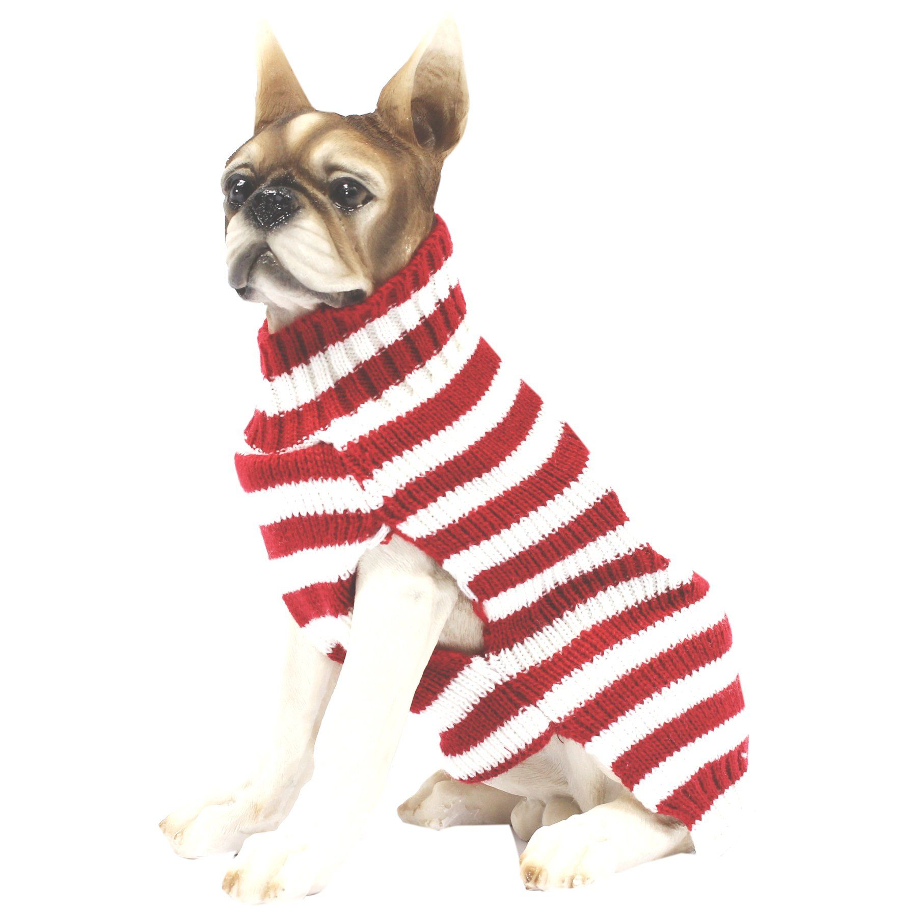 760ae997dee6 HAPEE Dog Sweater for Christmas Santa Pet Cat Clothes Dog ...