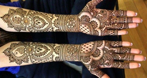 Full Arm Mehndi Designs : Full arm henna designs for eid worlds style mehndi design