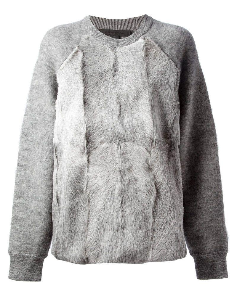 Compra para mujer suéter azul marino online al por mayor