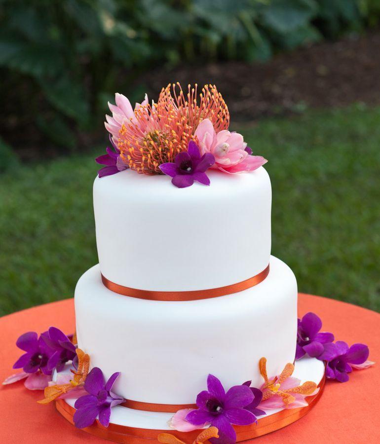 Fuchsia Pincushions Gorgeous And Colorful Sandals Wedding DesignersCake
