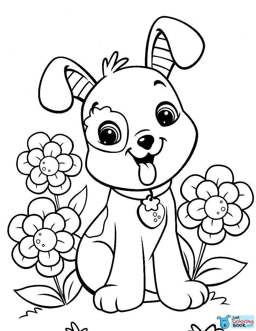 - Curious Pet Coloring Pages In Free Download Printable Curious Pet