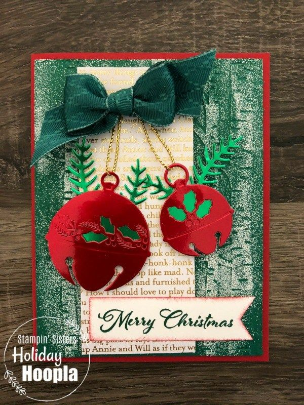Stampin' Sisters Holiday Hoopla Stampin' Studio in 2020